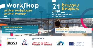 EMoCS Workshop – Brussels 2019